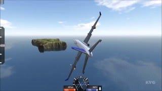 SimplePlanes Gameplay (PC HD) [1080p60FPS]