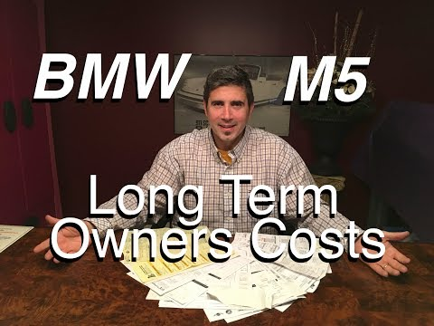My BMW E60 M5 Running Costs | Long Term Ownership