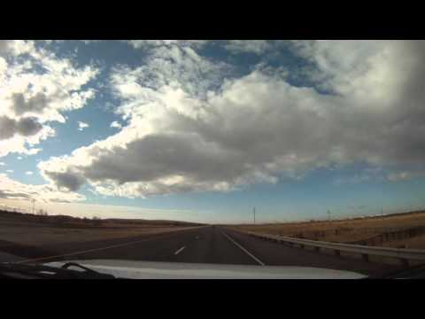 Boise, ID to Portland, OR - Time Lapse