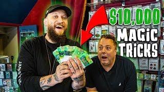Spending $10,000 in a Magic Shop!!