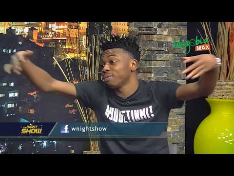 Mayorkun On His Journey To Fame – The Night Show