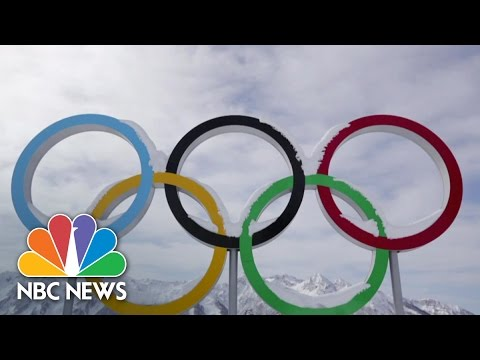 2022 Winter Olympics Can't Find A Home | 3rd Block | NBC News