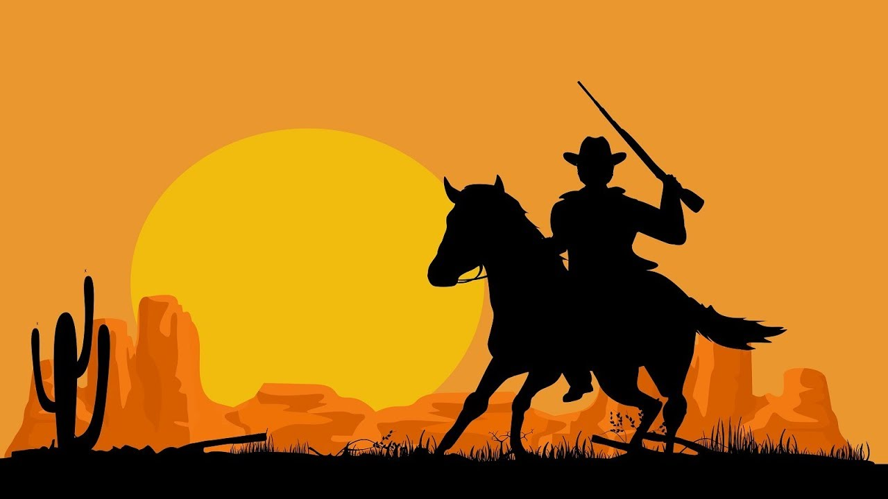 Epic Wild Western Music Cowboys And Outlaws