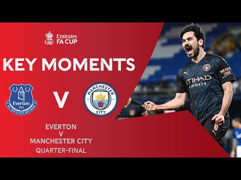 Everton Manchester City Goals And Highlights