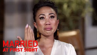 Mark fights to save his relationship with Ning | MAFS 2019