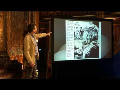 The exegesis of Philip K. Dick - hacking the heros journey: Richard Doyle at TEDxLowerEastSide