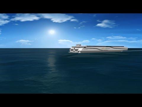 InSvivia - The world's fastest ship design