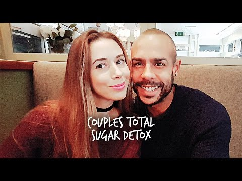 How to detox from sugar - 14 - Day Total Sugar Detox for couples or Friends Easy!