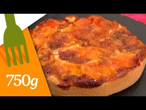 recette-de-gâteau-aux-abricots---750g