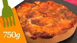 Recette De Gâteau Aux Abricots - 750 Grammes