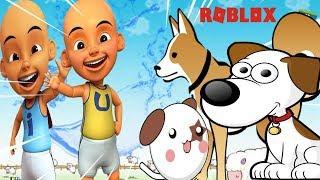 Un petit chien mignon-Roblox Upin Ipin