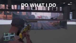 GTA 5 Parking Garage Wall Glitch