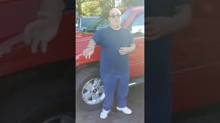 Customer testimonial and video review Georgetown Auto Sales