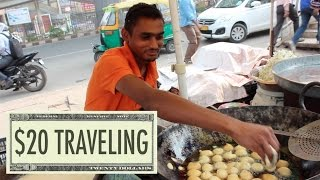 Delhi, India: Traveling for 20 Dollars a Day - Ep 18