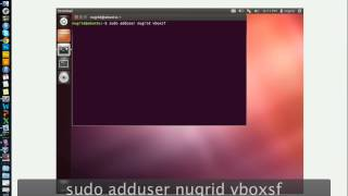 How to share files between Virtual Box Ubuntu and host computer