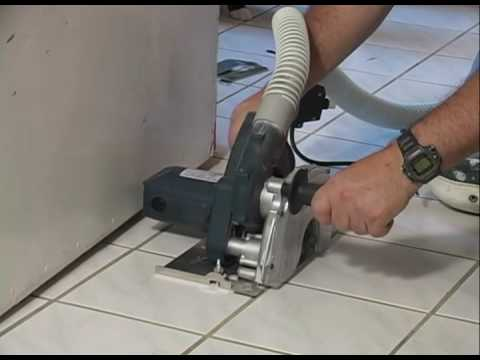 Ecocutter Grout Removal Youtube