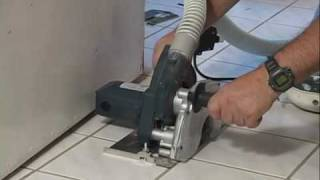 Ecocutter Grout Removal