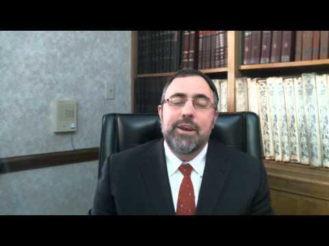 Torah Video Vort - Ki Tavoh - Rabbi Etan Tokayer