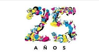 25 Anos da Cartoon Network LA/BR (Parachoques)