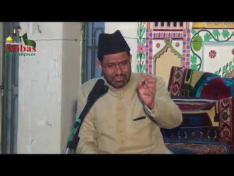 Maulana Syed Hasan Kumaili Sahab Delhi | Majlis-e-Barsi Jafrabad Jalalpur Ambedkar Nagar