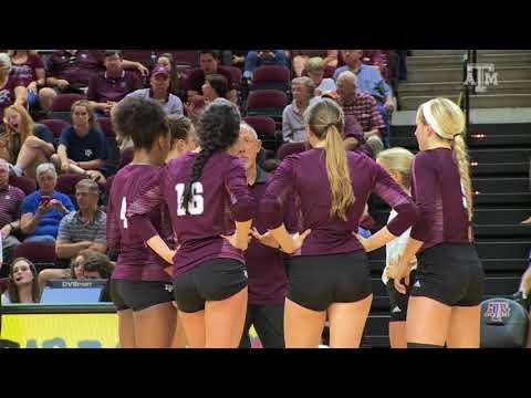 Texas A&M Volleyball | 2017 Senior Video