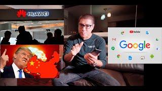 Huawei MUERE culpa de Estados Unidos? La Verdad