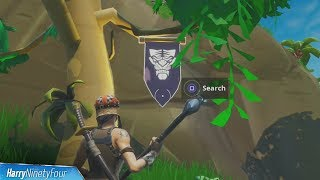 Secret Season 8 Week 6 Banner Location Guide (Discovery Challenges) - Fortnite Battle Royale