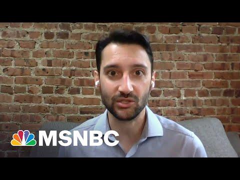 Ben Collins On Arizona Election Audit   MSNBC