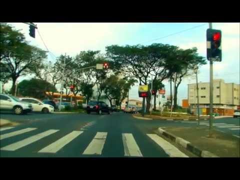 Passeio por Campinas Avenida Norte a Sul - 2013