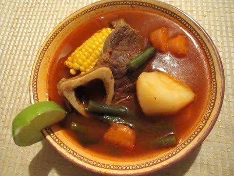Receta del mole de olla - Comida mexicana - La receta de la abuelita