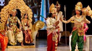 Cultural Program by the Sri Sathya Sai Vidya Vahini Schools - 17 Nov 2015