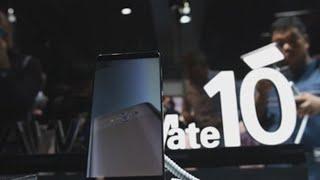 Nuevo Huawei Mate 10 Pro, Inteligencia Artificial en fotos y voz