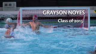 Water Polo Goalie Highlights: Grayson Noyes