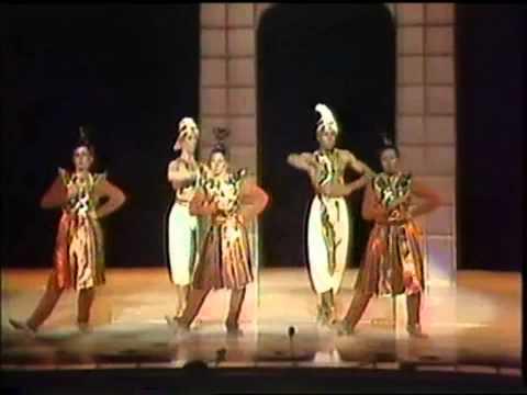 Kismet original dance