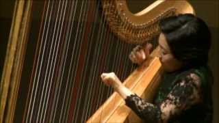 Naoko Yoshino _ Grandjany _ The Colorado Trail _ harp