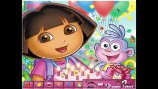 Juego: Objetos Ocultos Dora