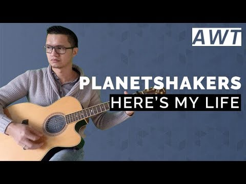 Here I Am Guitar Chords Planetshakers Khmer Chords