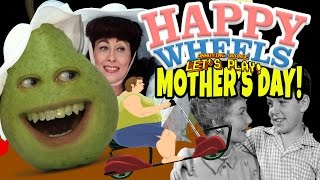 Pear Plays - Happy Wheels: MOTHER'S DAY