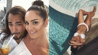 Our Honeymoon in the Maldives // Seba Y Chloe