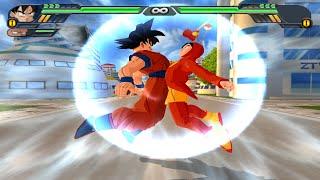 Fusion Goku y El Chapulin Colorado | Gochapu vs Bio Broly / Broly SSJ4  DBZ Tenkaichi 3 (MOD)