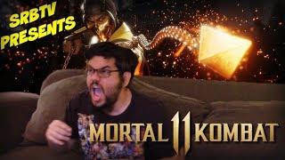 SRBTV Presents Mortal Kombat 11 - The Reveal