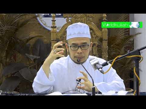 SS Dato Dr Asri-Memahami Hadith Minum Air Kencing Unta