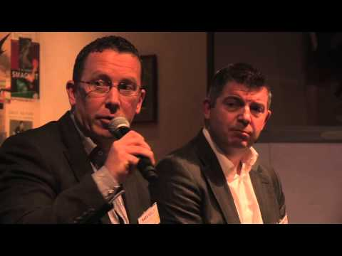 UK DLS 2015: Panel discussion -  If I put a Ping Pong table in reception....