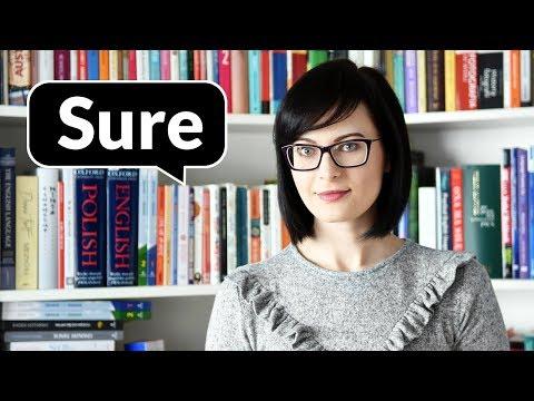 Sure – jak to się czyta? | Po Cudzemu #113