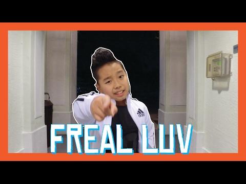 FREAL LUV - Far East Movement X Marshmello Ft Chanyeol & Tinashe #FrealLuv | Aidan Prince