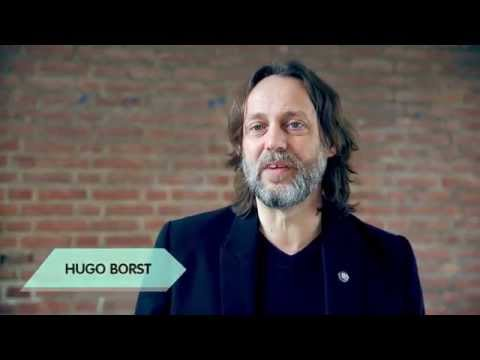 Hugo Borst praat over werkstress