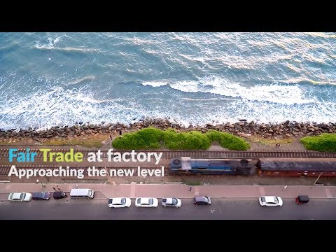 TARGET AGRICULTURE | Fair Trade at factory approaching the new level ( Sri Lanka )