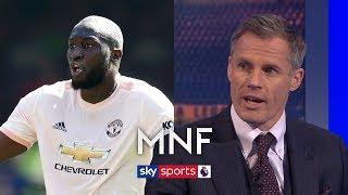 Does Romelu Lukaku provide enough for Man United outside of goalscoring? | MNF