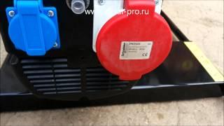 видео Дизель генератор на 250 кВт, цена от компании
