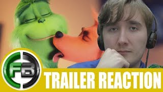The Grinch - Teaser Trailer Reaction & Review   FilmBook